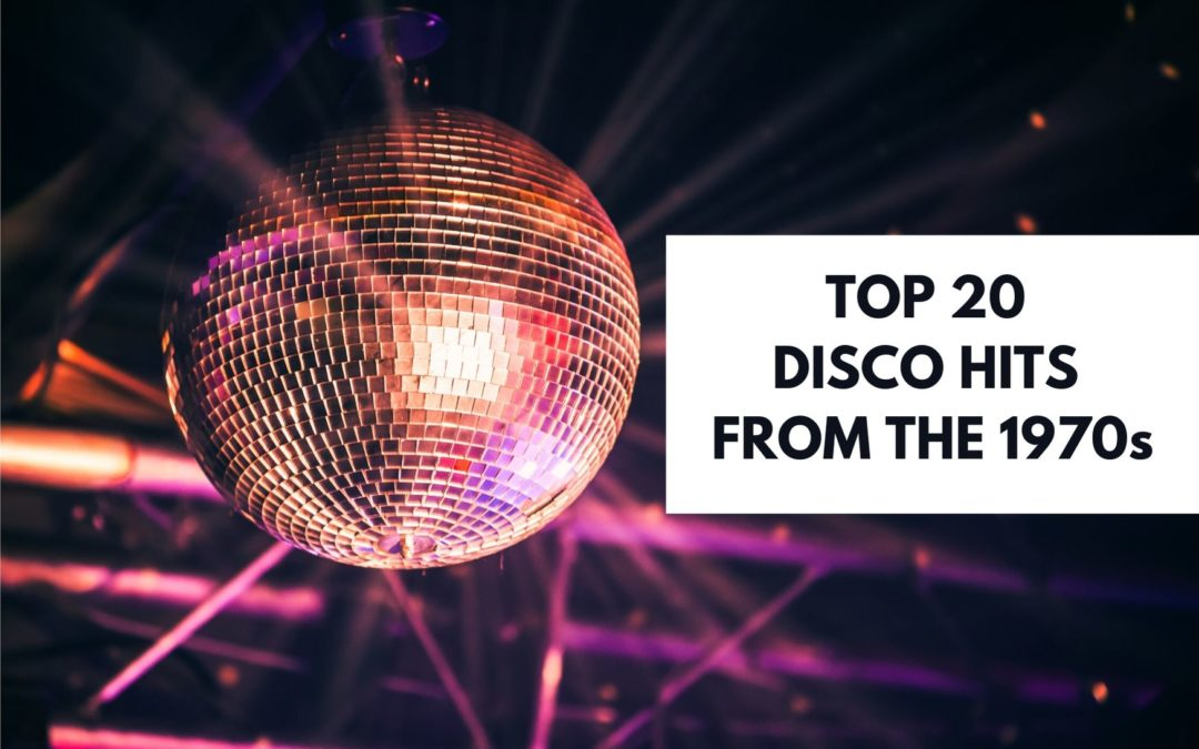 Top 20 1970's disco hits!